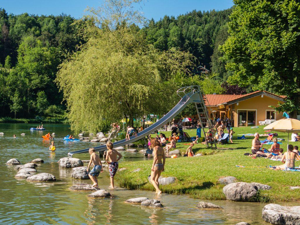 Freibad am Wössner See